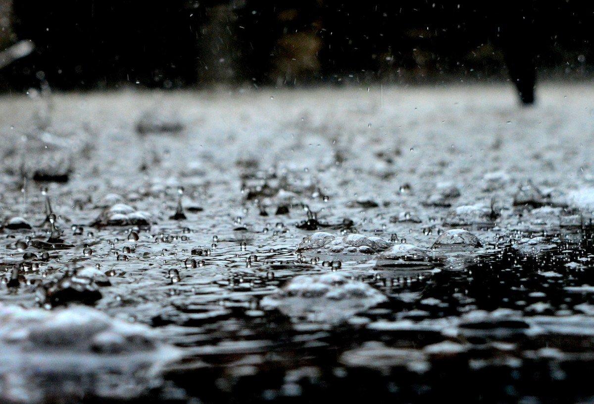 Intempérie pluie