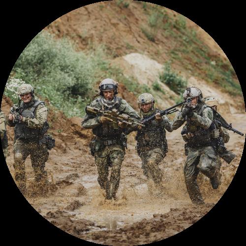 Produits militaires administratifs